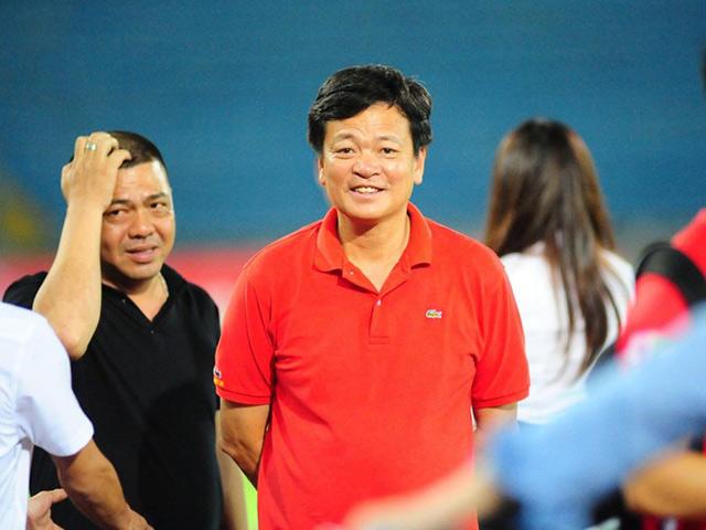 Bầu Hoàn xin đăng cai trận đấu Vòng loại World Cup của tuyển Việt Nam tại Lạch Tray
