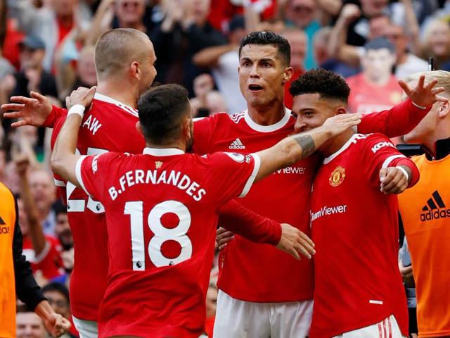 """Trực tiếp bóng đá Young Boys - MU: Ronaldo lập công, """"Quỷ đỏ"""" vượt lên (Cúp C1)"""
