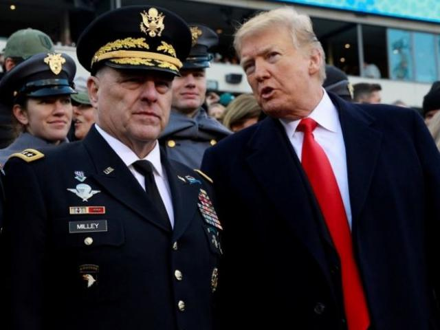 """Tướng Mỹ bị đồn gọi điện cho Trung Quốc nói chuyện """"động trời"""": Ông Trump lên tiếng"""