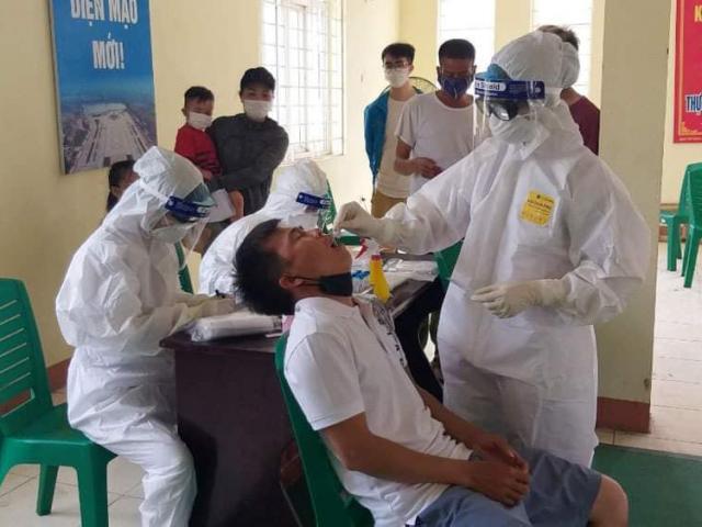 Trưa 15/9, Hà Nội ghi nhận thêm 11 ca dương tính với SARS-CoV-2