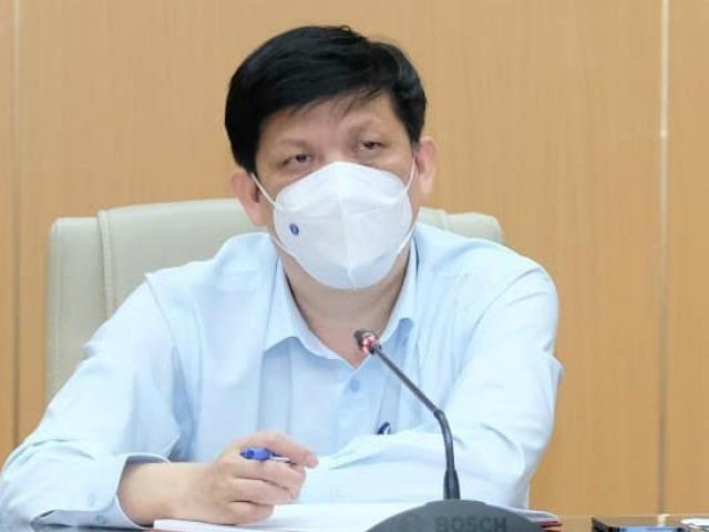 Bộ trưởng Y tế: Xét nghiệm toàn bộ người dân 3 lần trong 7 ngày đối với khu vực nguy cơ cao