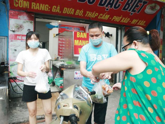 Nhiều quận, huyện ở Hà Nội được mở lại một số dịch vụ từ 12h ngày 16/9