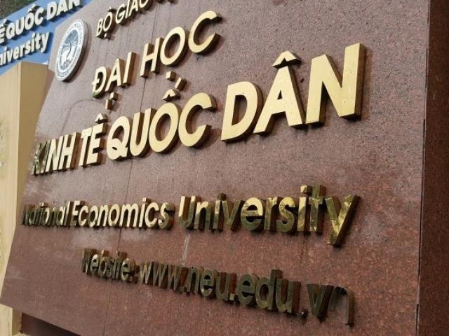 Trường ĐH Kinh tế Quốc dân, Học viện Ngân hàng công bố điểm chuẩn năm 2021