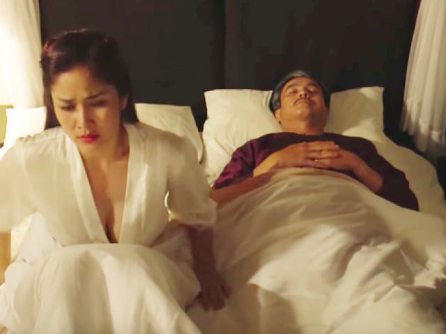 Váy ngủ từ xộc xệch tới điệu đà ngập tràn sóng truyền hình Việt