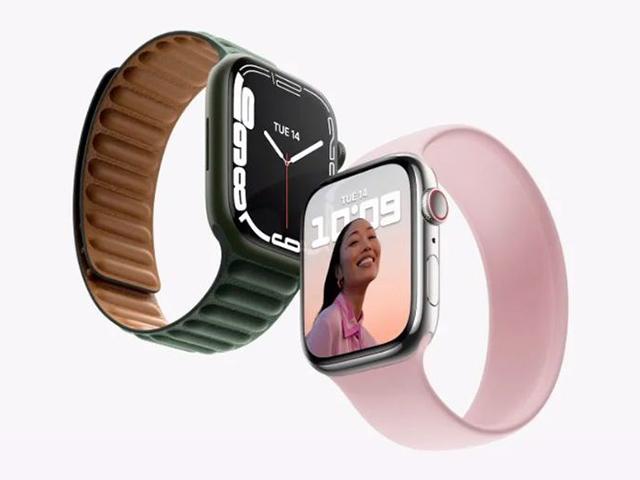 """""""Trình làng"""" Apple Watch Series 7: Thiết kế mới, siêu bền, giá từ 9 triệu"""