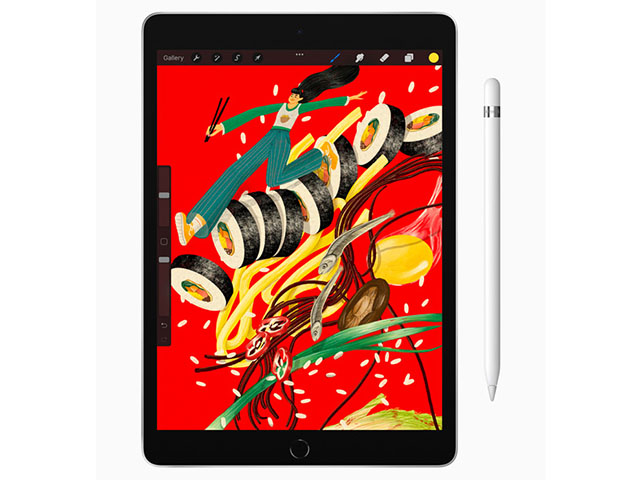 Ra mắt iPad 9: Chip khỏe, camera selfie xịn, giá từ 7,4 triệu đồng