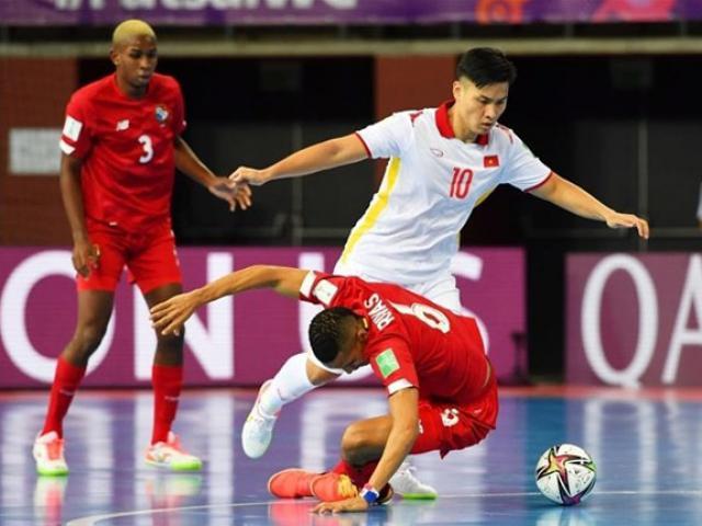 Trực tiếp bóng đá ĐT Việt Nam - Panama: Vỡ òa niềm vui chiến thắng (World Cup Futsal)