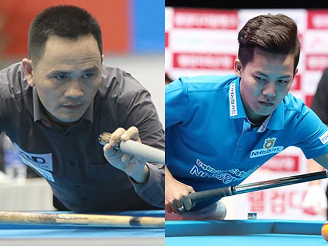 2 cơ thủ Việt Nam toàn thắng trận mở màn giải bi-a PBA Tour tiền tỷ