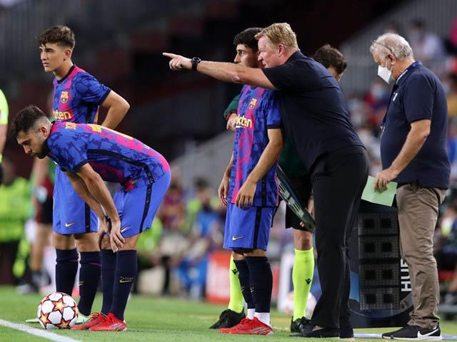 """Barcelona dậy sóng: Koeman bị học trò chỉ trích nặng nề, còn 3 trận """"cứu ghế"""""""