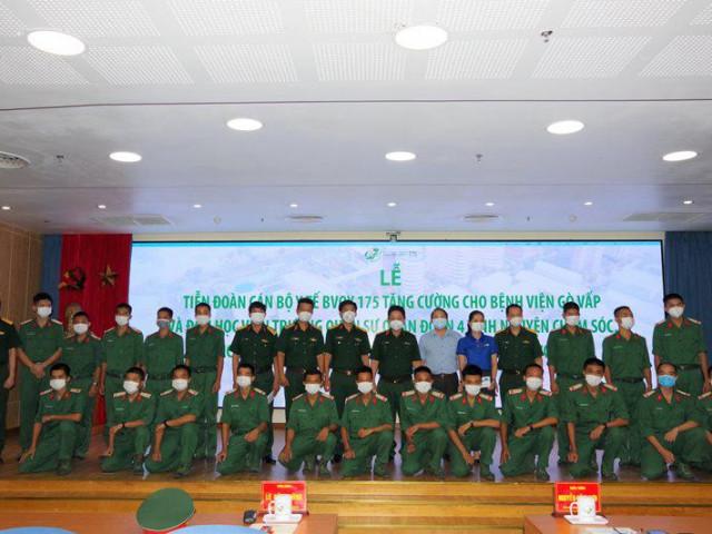 Video: 20 quân nhân từng là F0 tình nguyện tham gia chăm sóc bệnh nhân COVID-19