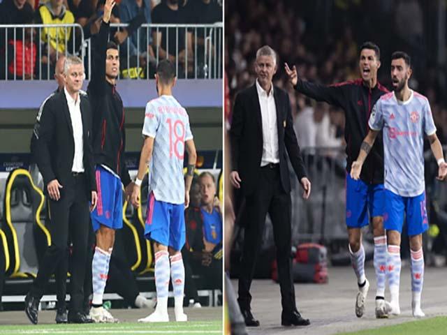 """Quyền lực Ronaldo quá lớn: """"Ông vua phòng thay đồ"""", HLV Solskjaer cần dè chừng"""