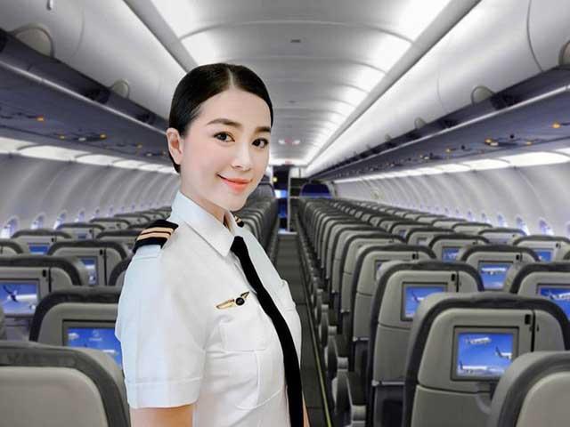 """""""Nữ phi công xinh nhất Việt Nam"""" chỉ cách giảm 10 kg"""