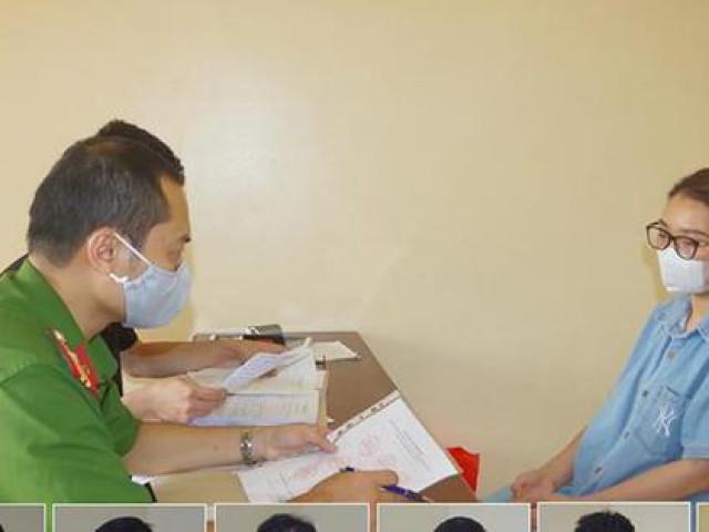 Phá 'xưởng' sản xuất giấy đi đường giả cho tài xế 'thông chốt' kiểm dịch COVID-19