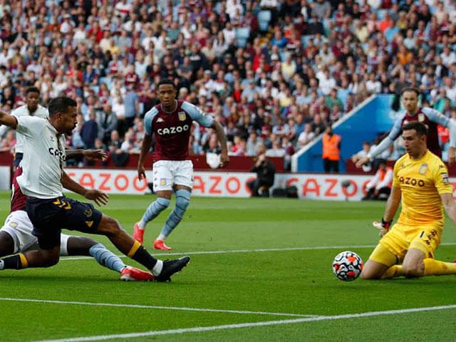 Trực tiếp bóng đá Aston Villa - Everton: Đội khách bất lực (Hết giờ)