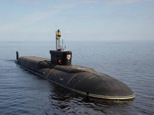 Tàu ngầm hạt nhân sở hữu năng lực công phá hàng đầu thế giới