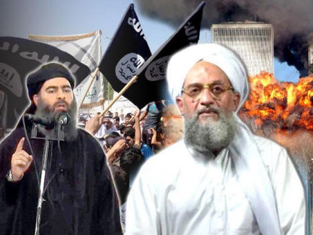 """Từng là """"bề trên"""" của khủng bố IS, vì sao al-Qaeda cay đắng coi IS là kẻ thù?"""