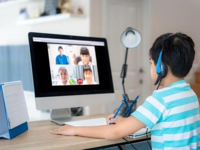 TP.HCM: Mỗi tiết học online không quá 20-25 phút đối với cấp tiểu học
