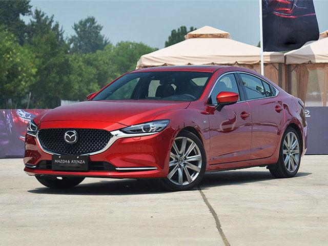 Giá xe Mazda6 lăn bánh tháng 9/2021, ưu đãi 85 triệu đồng