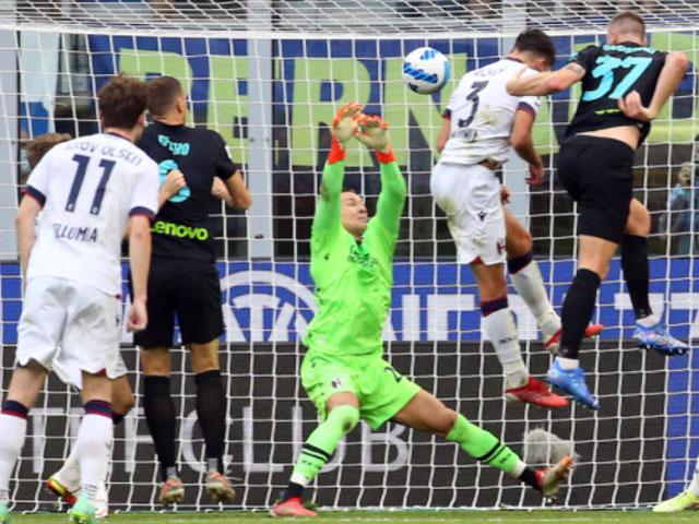Kết quả bóng đá Inter Milan - Bologna: Phủ đầu chóng vánh, 6 bàn giòn giã (Vòng 4 Serie A)