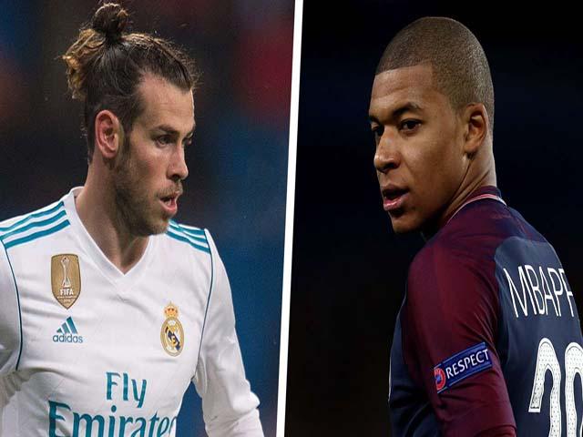 """Gareth Bale nghỉ 8 tuần, Real quyết mua Mbappe tháng 1 với giá """"rẻ"""" bất ngờ"""
