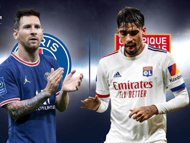 Trực tiếp bóng đá PSG - Lyon: Chờ Messi tỏa sáng định đoạt đại chiến (Vòng 6 Ligue 1)
