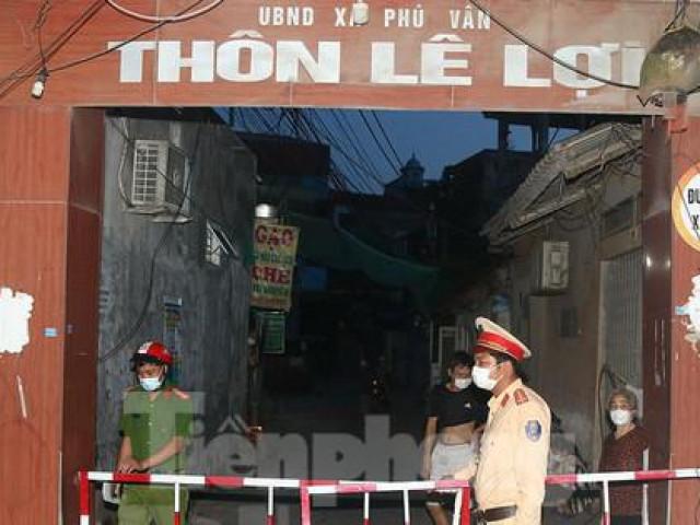 Phát hiện 3 ca dương tính cộng đồng, Hà Nam áp dụng biện pháp chống dịch mức cao nhất