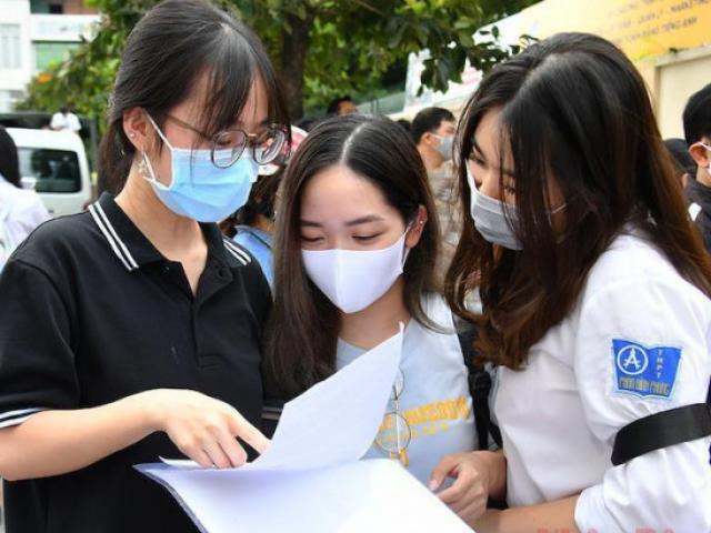 Một số trường đại học lớn xét tuyển bổ sung thí sinh có điểm cao nhưng trượt nguyện vọng
