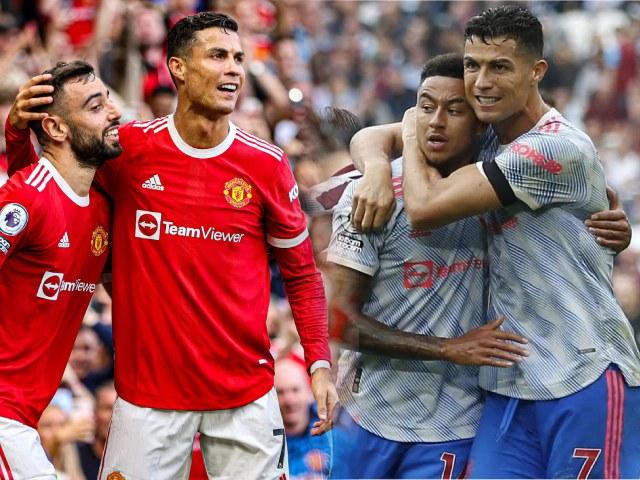 """Hiệu ứng Ronaldo ở MU quá khủng: """"Mở khóa"""" De Gea - Lingard, nâng tầm Fernandes"""