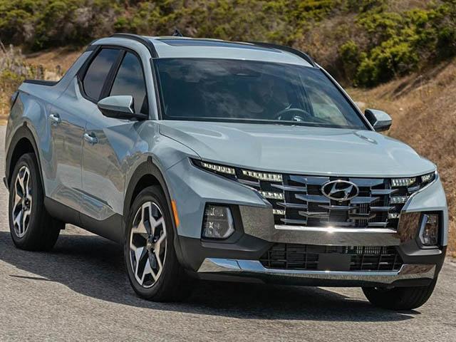 Xe bán tải Hyundai Santa Cruz gây bão về doanh số trong tháng 8 tại Mỹ
