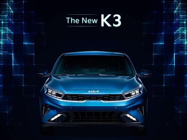KIA K3 bản nâng cấp chốt ngày ra mắt tại Việt Nam