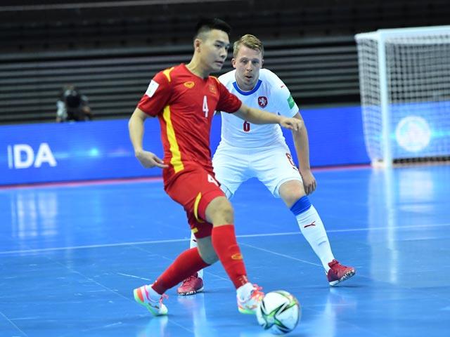 """ĐT Việt Nam đụng """"hàng khủng"""" ở vòng 1/8 Futsal World Cup, Thái Lan gặp ai?"""