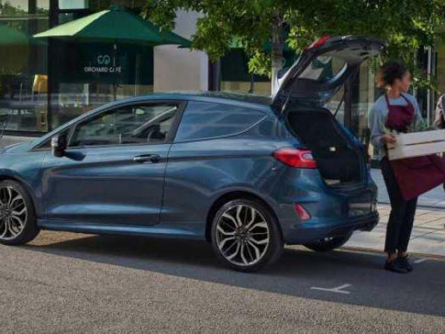 Chiếc xe bán chạy nhất châu Âu của Ford có giá 524 triệu đồng