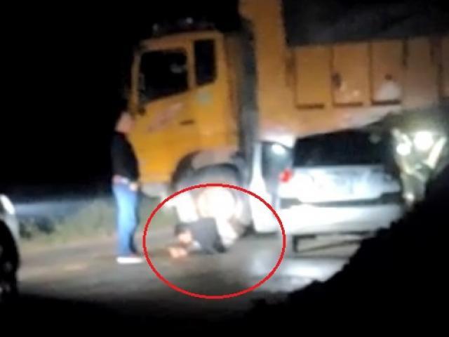 Công bố video truy đuổi, đánh khiến tài xế tử vong tại Bắc Giang