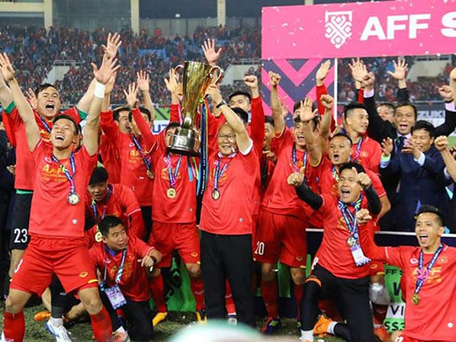 Bốc thăm AFF Cup 2021: ĐT Việt Nam chung bảng Malaysia, Indonesia và 2 hàng xóm