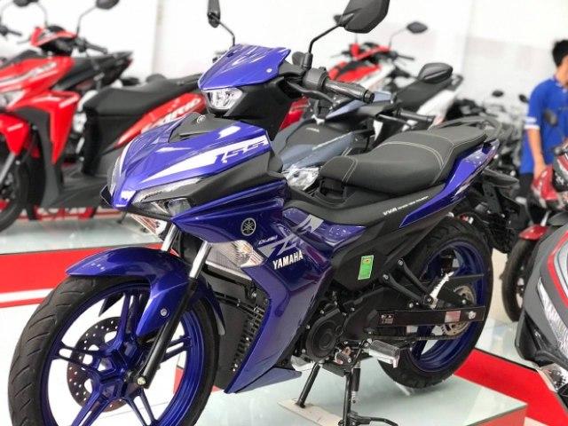 Bảng giá vua côn tay Yamaha Exciter mới nhất, giảm sốc 2 triệu đồng