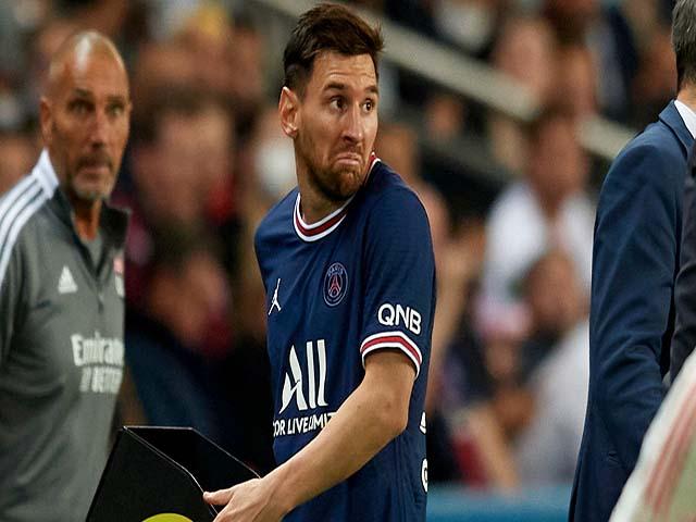 """""""Bom tấn"""" Messi tịt ngòi, nguy cơ thành bom xịt lớn nhất lịch sử PSG"""