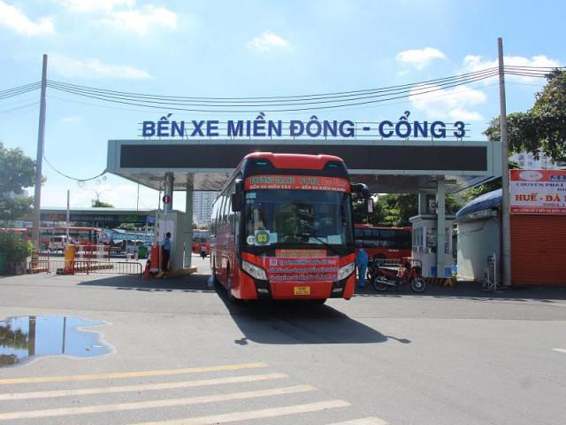 Video: Ninh Thuận đón 237 phụ nữ mang thai và trẻ em từ TP.HCM về quê