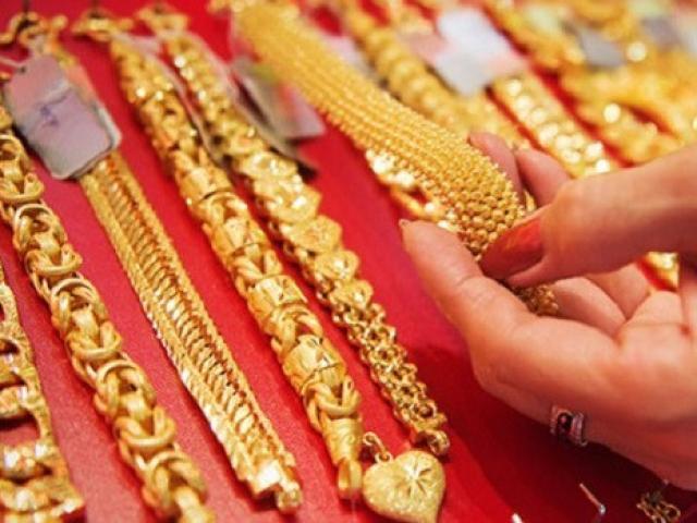 Giá vàng hôm nay 22/9: Vàng trong nước và thế giới đều tăng giá mạnh