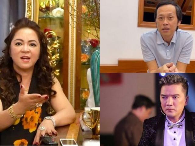 Dân mạng phản ứng khi Hoài Linh, Mr Đàm nộp đơn tố cáo bà Phương Hằng