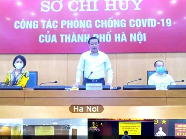 """Chuyên gia y tế nói gì về ý kiến áp dụng """"thẻ xanh COVID-19"""" ở Hà Nội?"""
