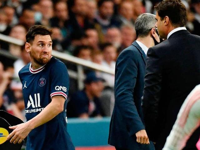 """Messi tỏ thái độ với Pochettino: Không phải lần đầu, bị Barca """"chiều hư"""""""