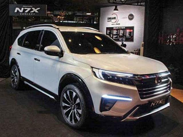 Honda N7X ấn định ngày ra mắt tại thị trường Đông Nam Á