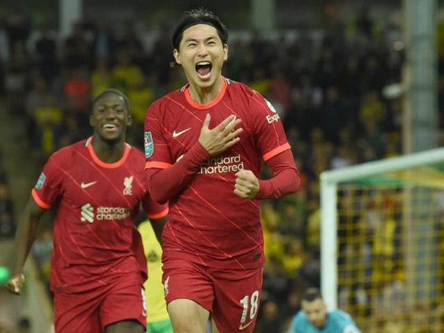 """Liverpool thắng tưng bừng """"3 sao"""", Klopp tuyên bố """"mở khóa"""" thành công SAO Nhật Bản"""