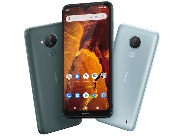 "Nokia tung smartphone C30 chạy Android gốc, pin ""khủng"", giá rẻ"