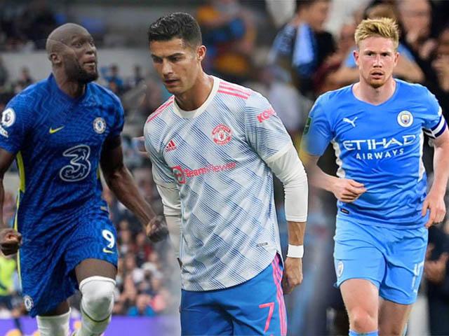 """MU - Ronaldo gặp """"mồi ngon"""", Chelsea đấu Man City nóng nhất vòng 6 Ngoại hạng Anh"""