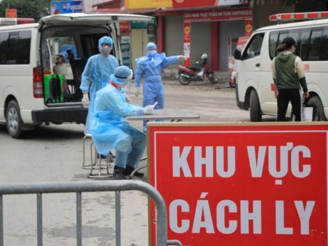 Trưa 23/9, Hà Nội ghi nhận thêm 5 ca dương tính với SARS-CoV-2