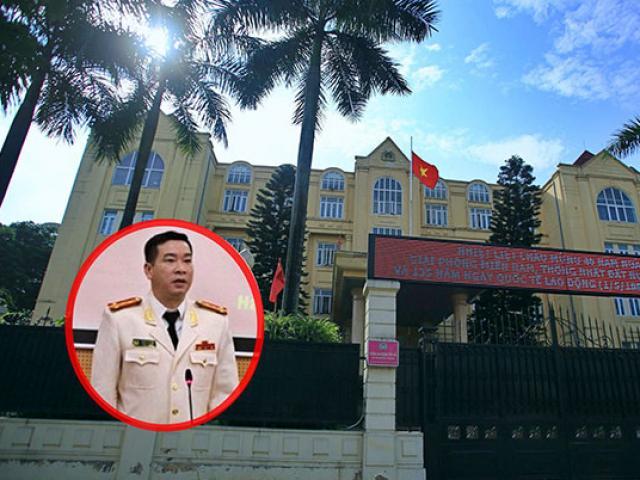 Tước quân tịch đại tá Phùng Anh Lê, cựu Trưởng phòng Cảnh sát kinh tế Công an TP Hà Nội
