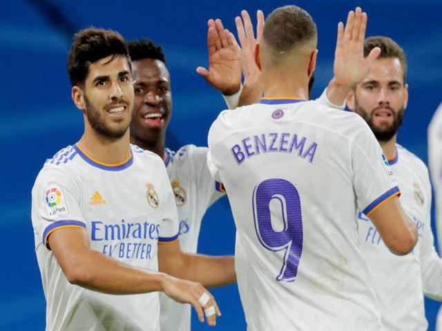 Real đại thắng chiếm ngôi đầu: SAO Tây Ban Nha khiến Ancelotti phấn khích