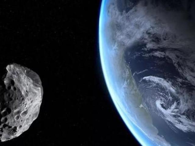Tiểu hành tinh vừa phóng qua Trái đất có gì lạ?