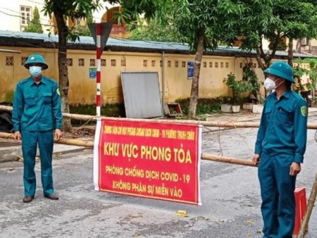 Hà Nam: Hơn 500 học sinh là F1 liên quan đến ca dương tính SARS-CoV-2